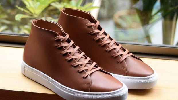 Beckett Simonon Reid High Top