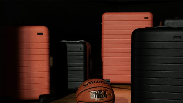 Away NBA Luggage