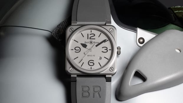 Bell & Ross Horoblack