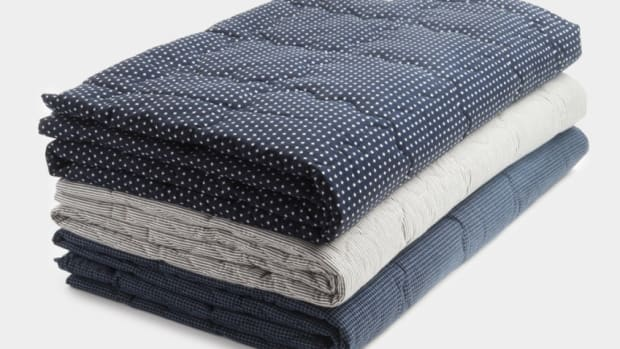 Best Made Japanese Quilted Blankets
