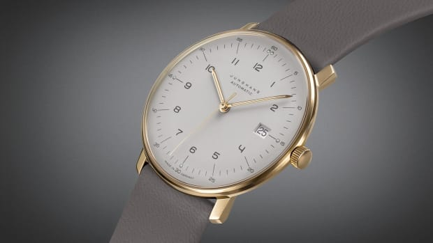 Junghans Max Bill Soft Gold