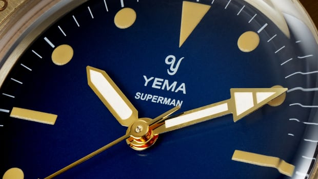 Yema Superman Heritage Bronze - Square 4