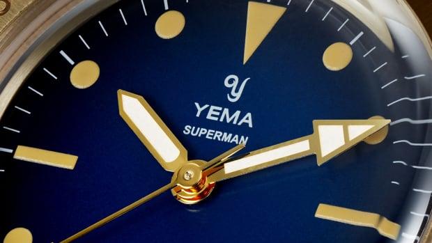 Yema Superman Heritage Bronze - Square 4