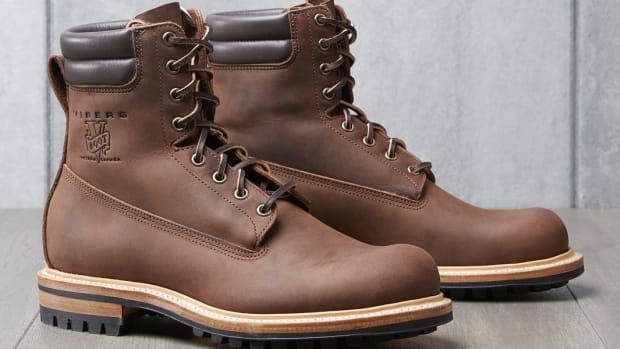 Viberg x Division Road Hiking Hunter