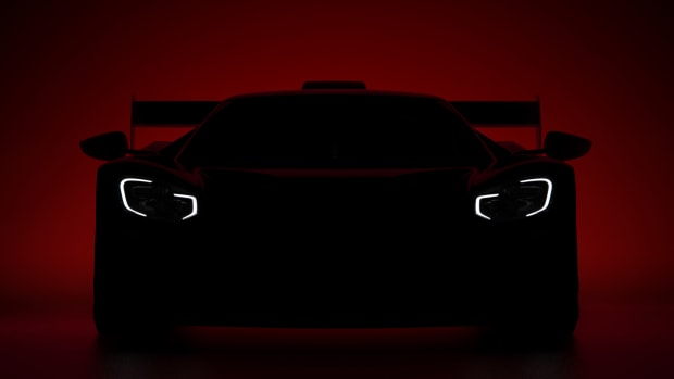 Ford Goodwood Announcement