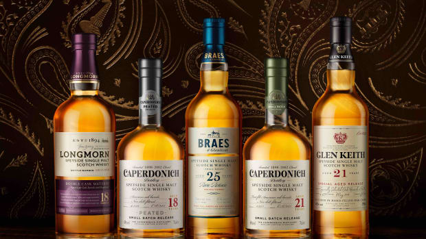 Chivas Brothers Secret Speyside Collection