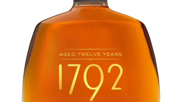 1792 Bourbon 12 Year Old Small Batch Bourbon