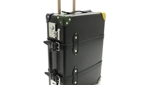Paul Smith Globe-Trotter Suitcase