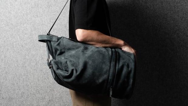 Hardgraft Duffle Backpack