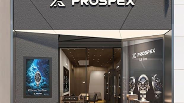 Seiko Prospex Ginza Six