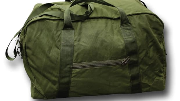 Silvermans British Army Holdall