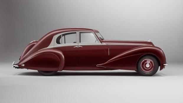 Bentley 1939 Corniche by Mulliner