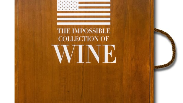 Assouline The Impossible Collection of American Wine