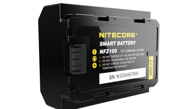 Nitecore Smart Battery NFZ100