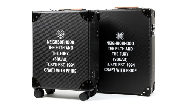 Neighborhood x Globe-Trotter Japan