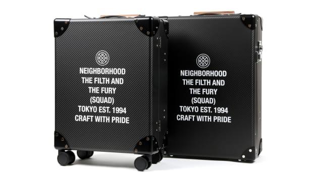Neighborhood x Globe-Trotter Japan