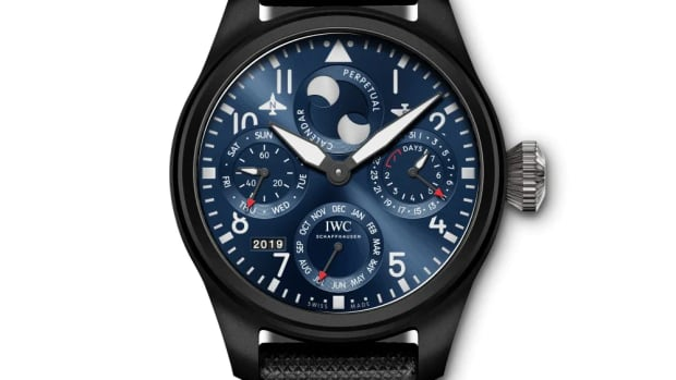 IWC Big Pilot's Watch Perpetual Calendar Rodeo Drive