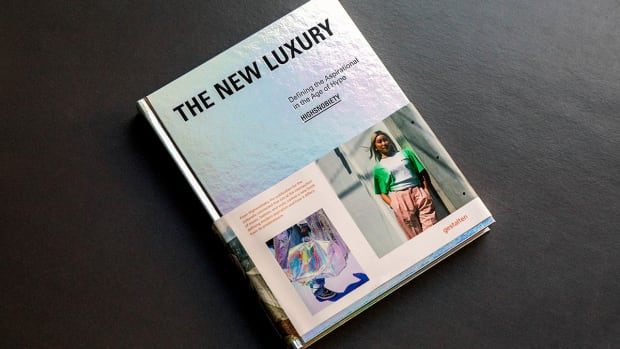 "HighSnobiety ""The New Luxury"""