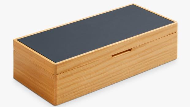 Shinola Watch Collector's Box
