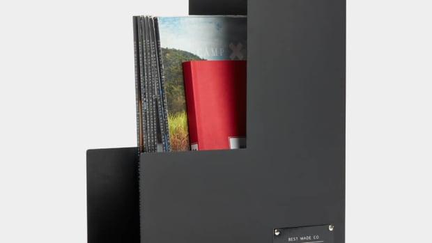 Best Made Matte Black Steel Desk Set