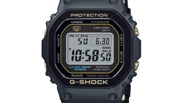 Casio 5000 Series Titanium