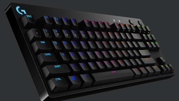 Logitech Pro X Keyboard