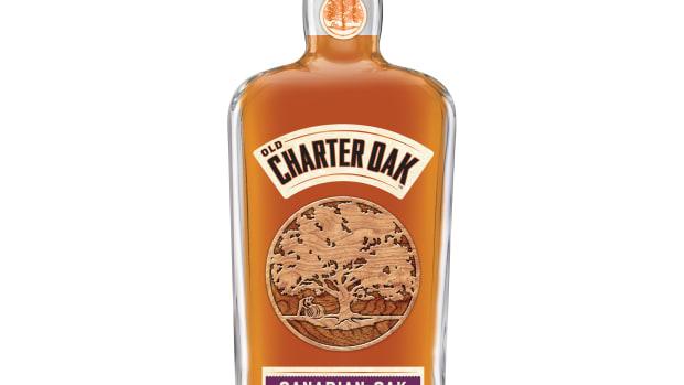 Old Charter Oak Canadian Oak