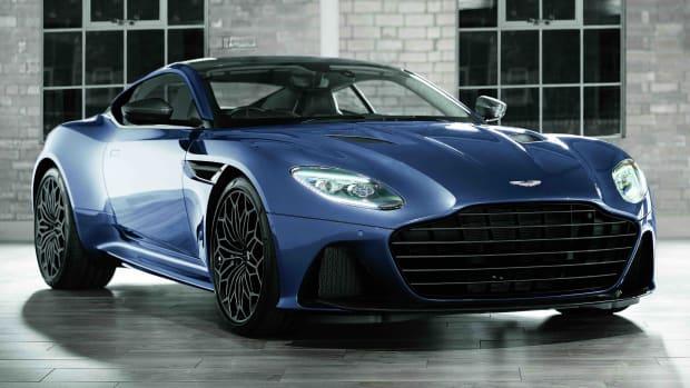 Neiman Marcus Aston Martin DBS Superleggera Daniel Craig