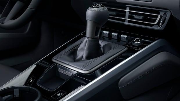 2020 911 Porsche Manual Transmission