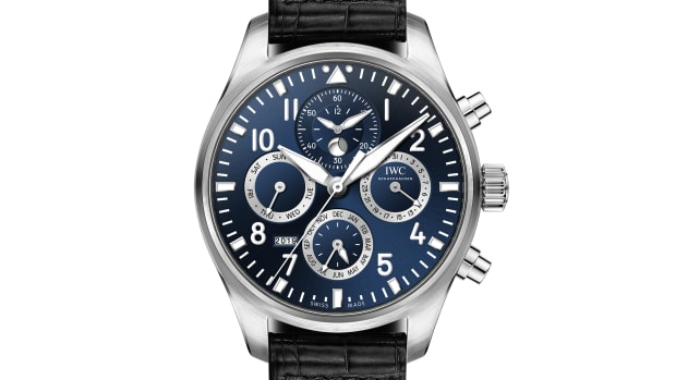 "Pilot's Watch Perpetual Calendar Chronograph Edition ""Laureus Sport for Good"""