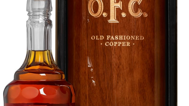 Buffalo Trace OFC 1993 Bourbon Whiskey