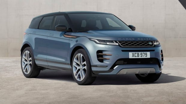 2nd Generation Range Rover Evoque