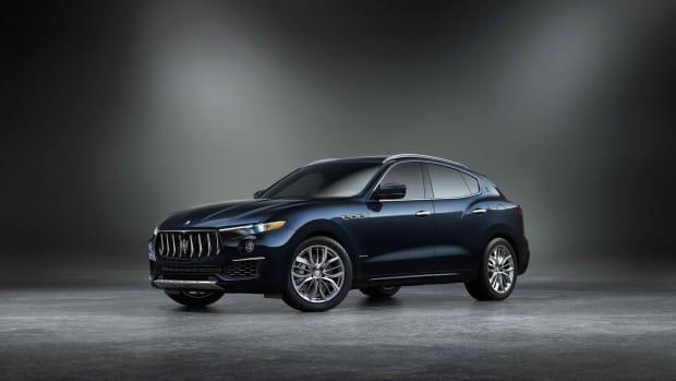 Maserati Edizione Nobile Edition