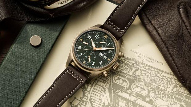 IWC-Pilot-Chronograph-Spitfire-bronze
