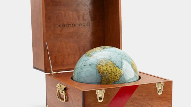 Best Made Globe Box