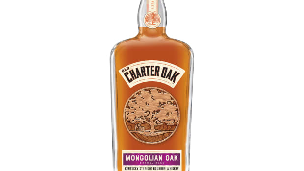 Old Charter Oak Bourbon Whiskey