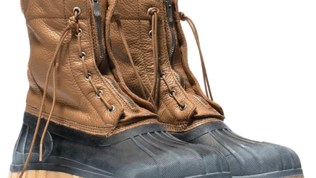 nonnative Worker Duck Boot