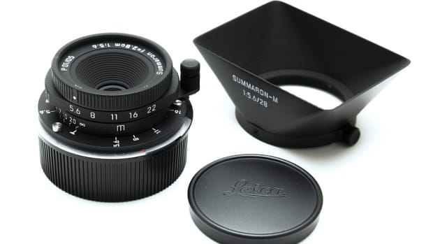 Leica-28mm-f5.6-Summaron-M-black-limited-edition-lens1