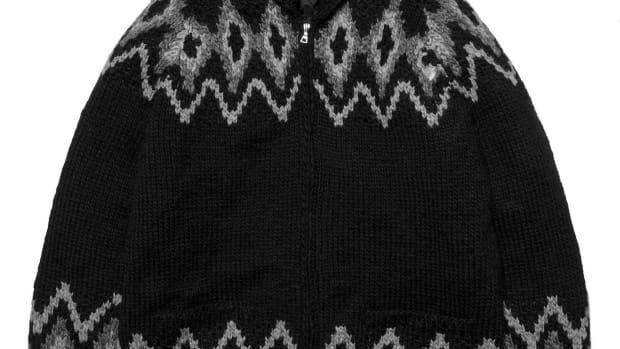 Haven Cowichan Sweater