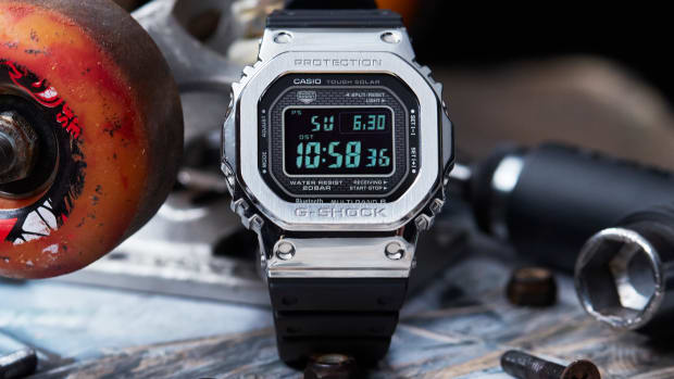 Casio Full Metal 5000 Resin Band