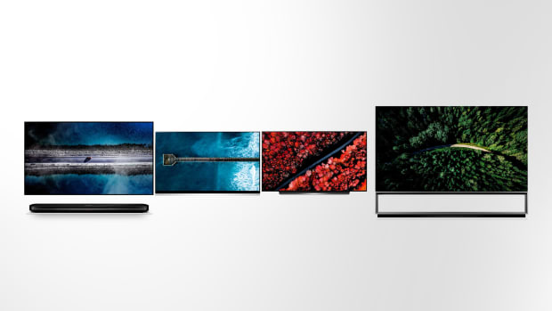 LG 8K Collection