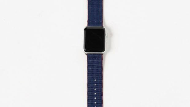 Beam x Briefing Apple Watch Strap
