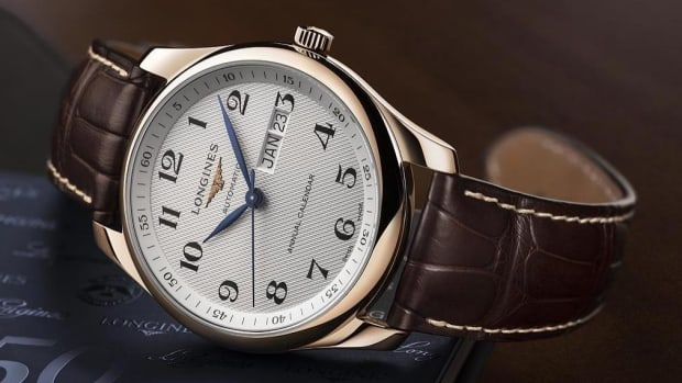 Longines 50,000,00th watch