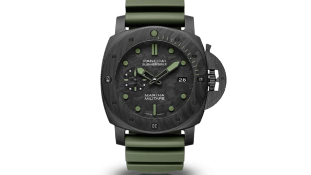 Panerai Submersible Combusin