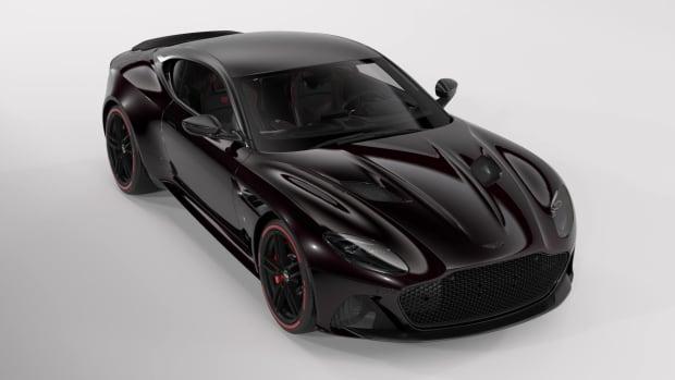 Aston Martin x Tag Heuer