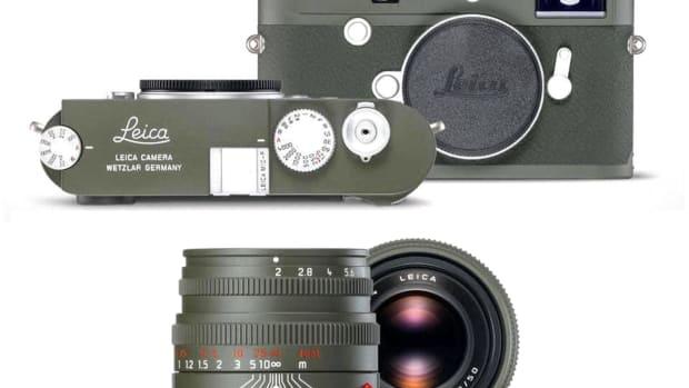 Leica Safari Edition M10-P