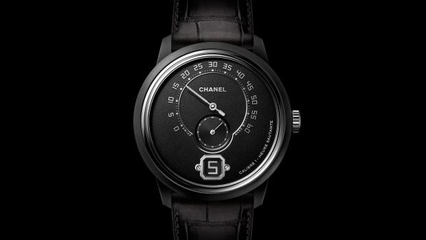 Chanel Monsieur Édition Noire
