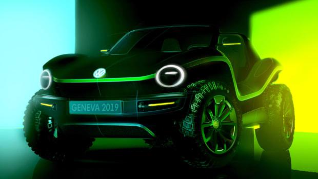 Volkswagen Dune Buggy Concept