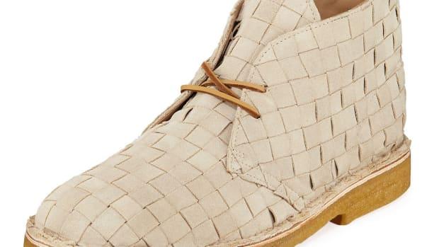 Bergdorf Goodman x Clarks