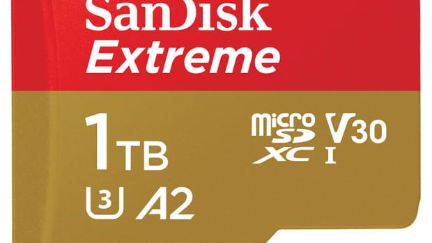 SanDisk fastest microSD